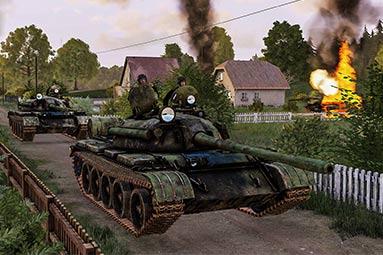 ARMA III – Global Mobilization: zpátky za železnou oponu!
