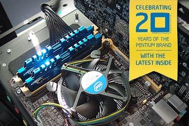 Test Pentium G3258: levná taktovací mánie i u Intelu
