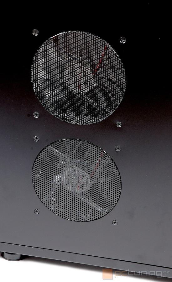 Asus Vento TA-U2 - pořádný průvan v hliníku