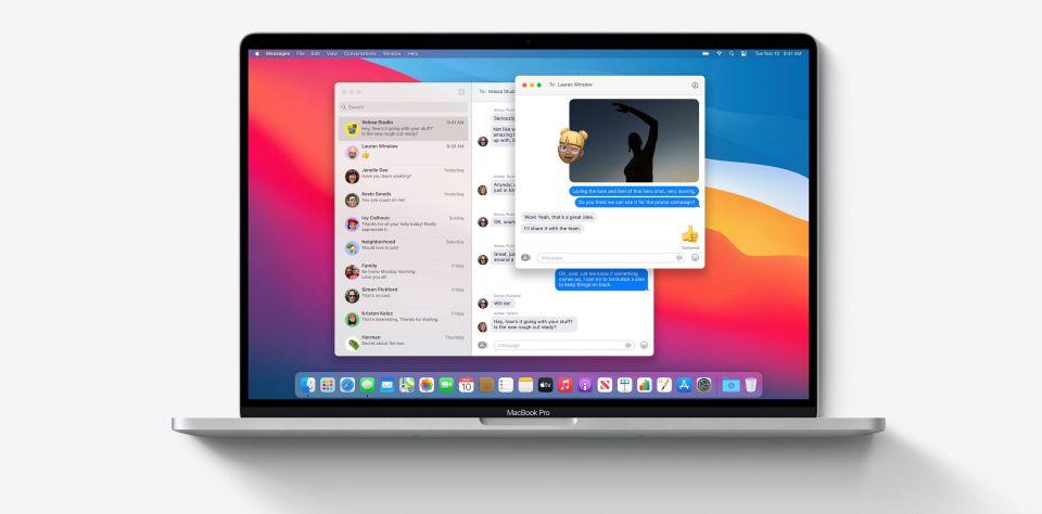 Apple vydal macOS 11.2.2, který opravuje závažnou chybu