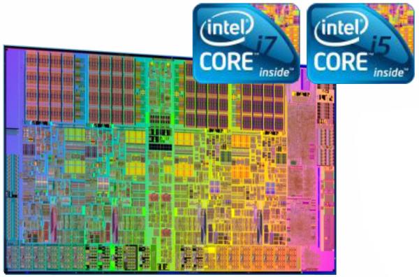 Core i7 800 a Core i5 700 - Nehalem už také ve střední třídě