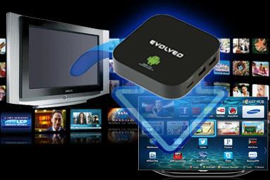 Smart TV Boxy: Udělejte zvaší staré bedny chytrou TV