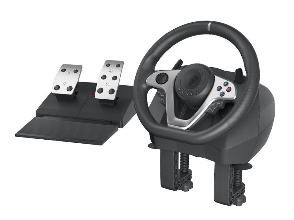 Genesis Seaborg 400 je nový závodní volant