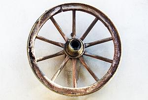 Úvaha: Před 200 lety zapomněli, co je to kolečko. A my?