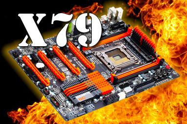 Gigabyte X79-UD7 – nejvyšší model, ale na konkurenci nestačí