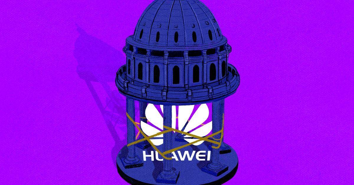 S Huawei ukončují spolupráci Intel, Nvidia a další firmy