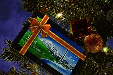 Tipy na vánoční dárky: vybíráme tablet pod stromeček