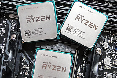 AMD Ryzen 5 1600, 1500X a 1400: šest a čtyři jádra v testu