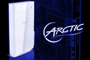 Arctic MC001 – ledovec mezi médiacentry