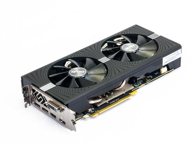ASUS ROG Strix RX 580 08G Gaming: Ten chladič stojí za to!