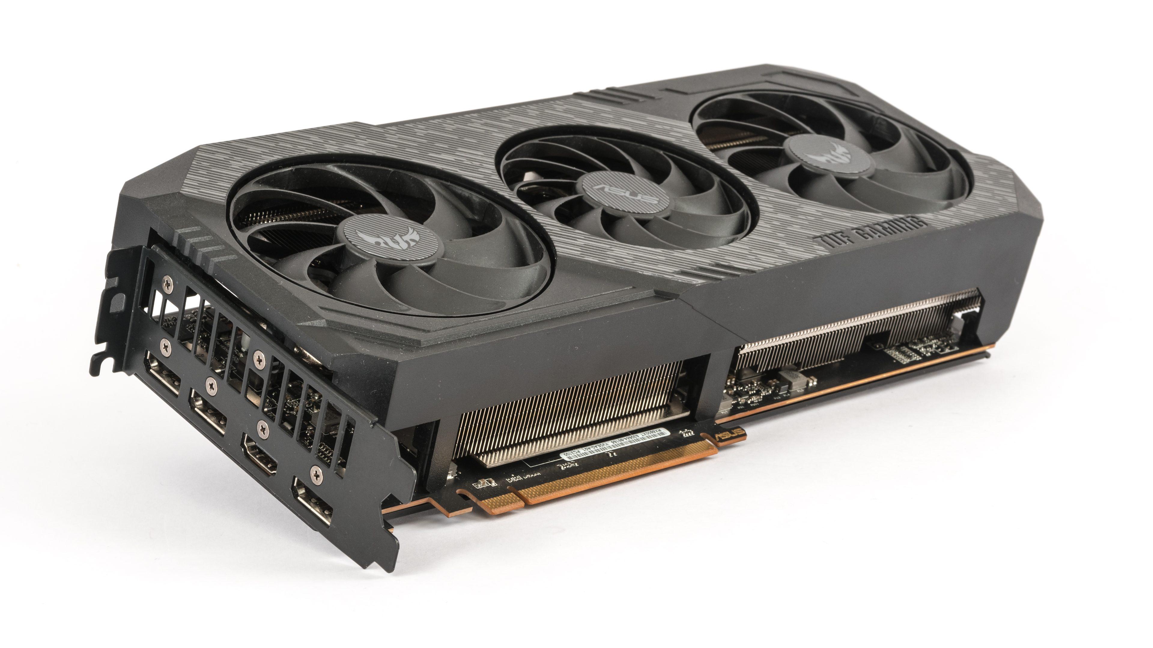 Asus TUF Gaming X3 RX 5600 XT EVO O6G s GDDR6 na 14 Gb/s