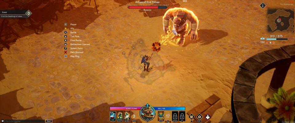Pagan online – hra od fanoušků Diabla pro milovníky RPG