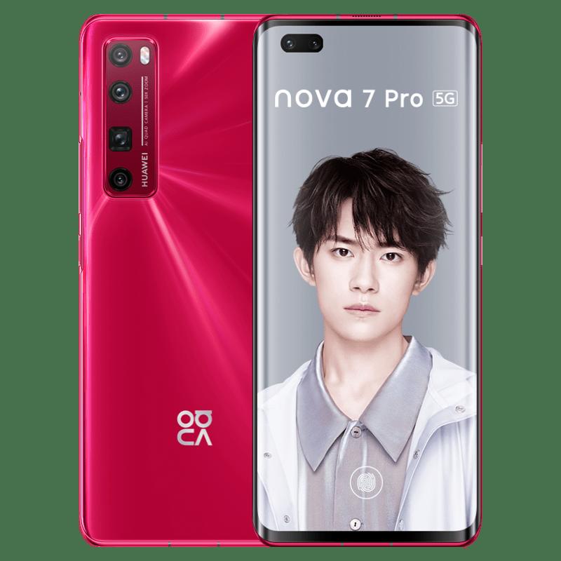 Huawei Nova 7 Pro, Nova 7 a Nova 7SE přináší hromadu fotoaparátů i výkonný procesor