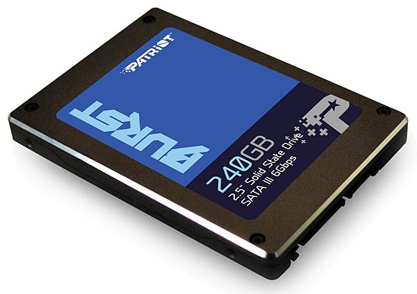 SSD disk Patriot Burst