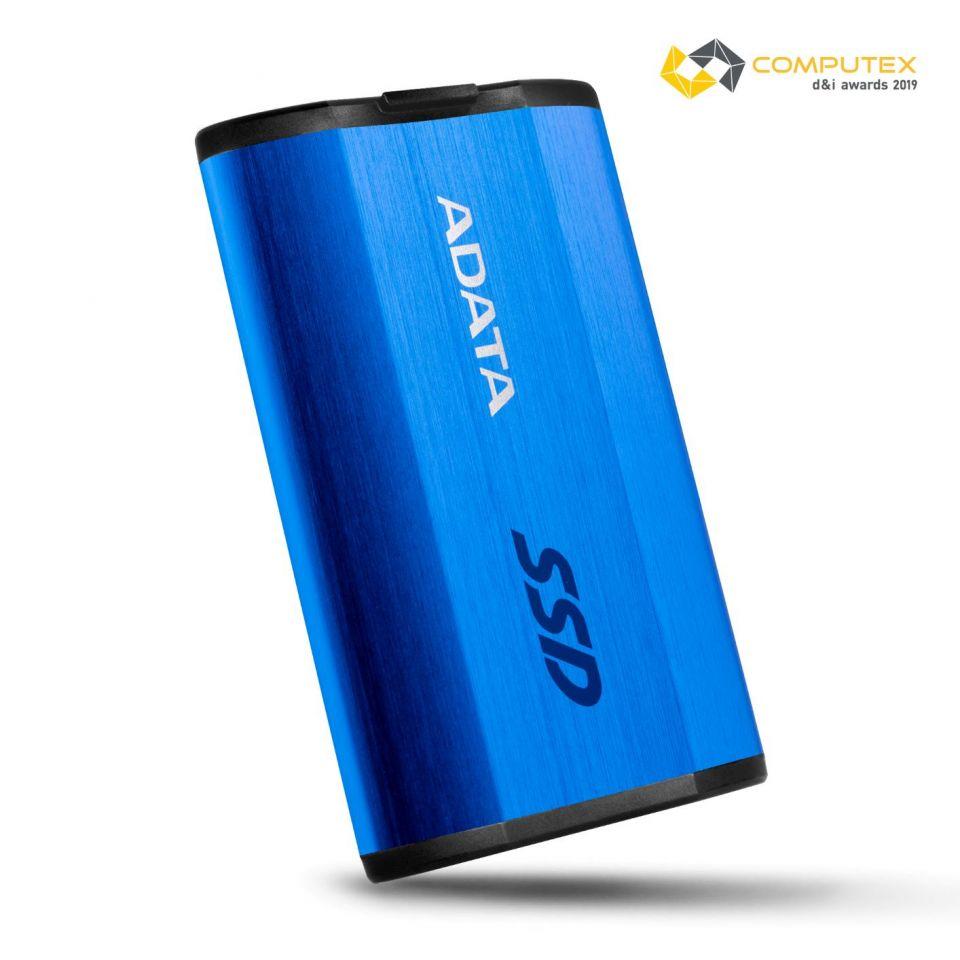 ADATA SE800 je rychlý a odolný externí SSD