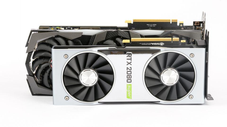 Test Nvidia RTX 2080 Super a MSI RTX 2080 Super Gaming X