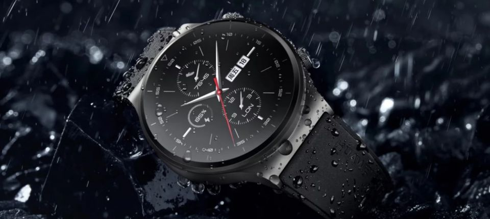 Watch GT 2 varují před počasím a umí nové ciferníky