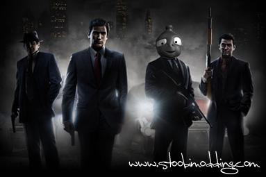 Soutěž o upravenou skříň s motivem Mafia II by Stoobi