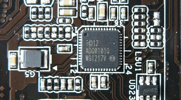 Test čtyř desek Intel Z87 včetně měření termokamerou II.