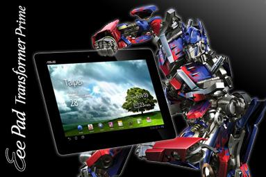 Asus Transformer Prime – hybrid tesaný z hliníku