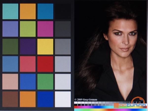 Čert vem barevné odchylky u TEXTu, co je však nevyhovující je příliš vysoký jas