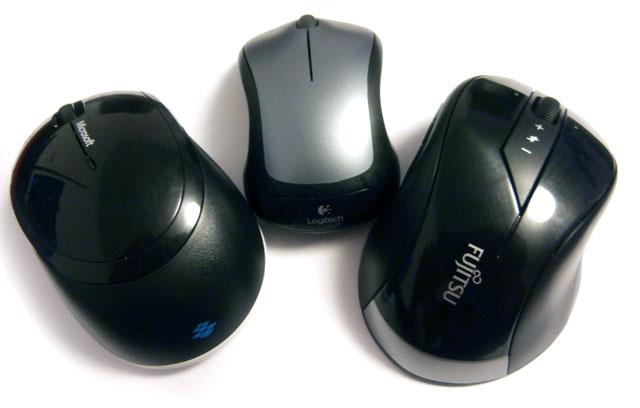 Test bezdrátových sad klávesnice s myší za tisíc korun
