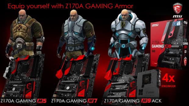 MSI Z170A Gaming M9 ACK: Deska pro nadšence a hráče