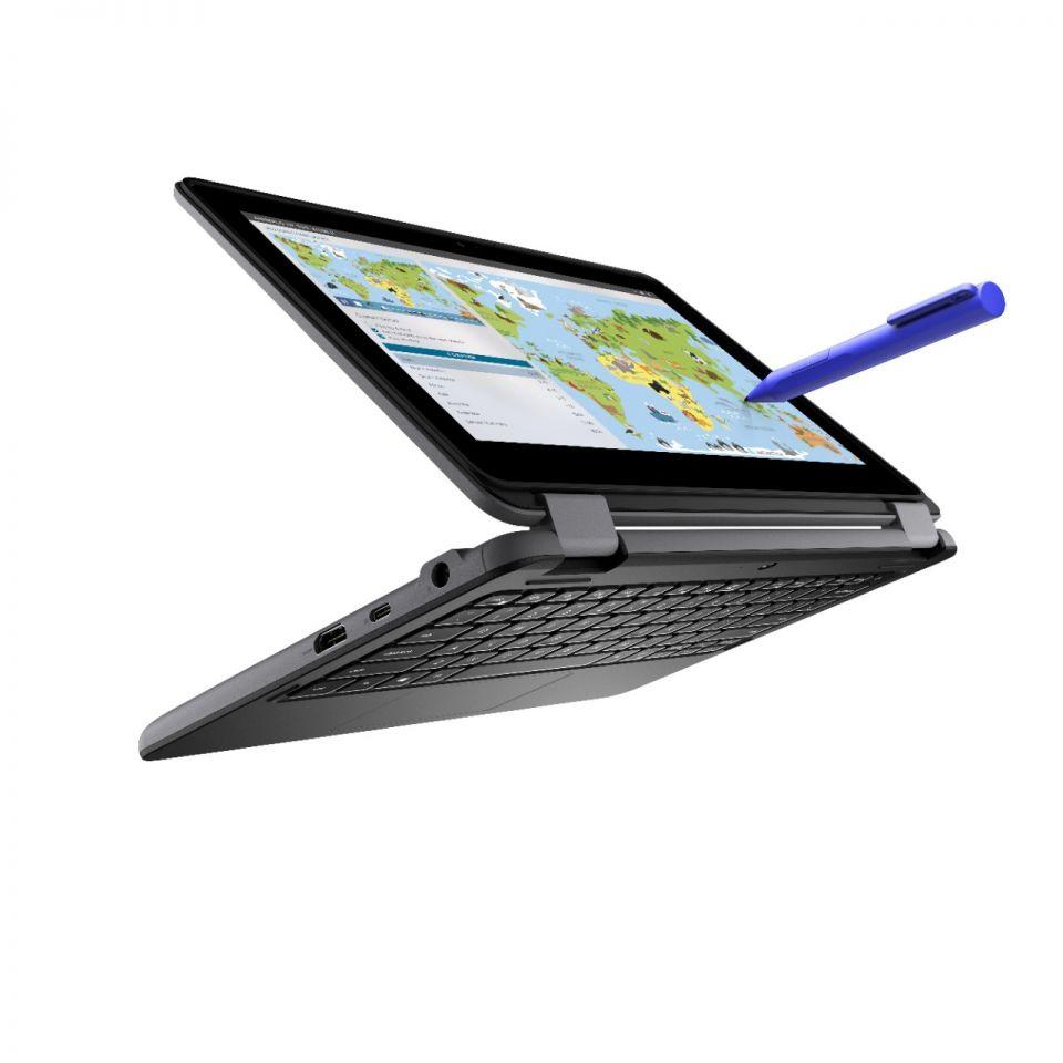 Dell má nové počítače pro studenty, oba vydrží pád na zem