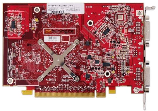 Extrémní Overclocking - ATi Radeon X1600XT
