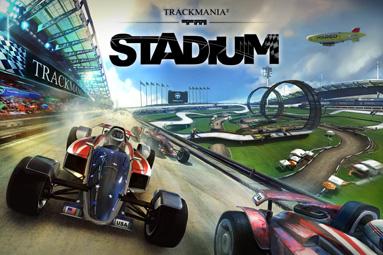 TrackMania 2: Stadium a Valley — krásné nové arkády
