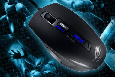Myš Asus GX850: kvalita a spousta funkcí za pár stovek