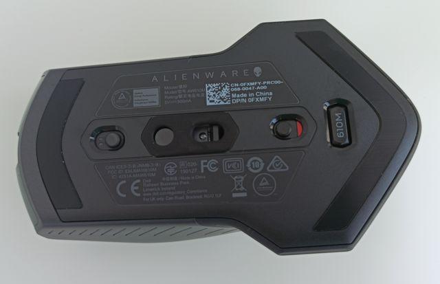 Dell Alienware 610M - mimozemské torpédo zabíjí s kabelem i bez