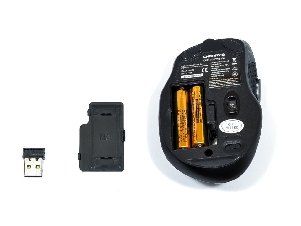 Test levných bezdrátových setů klávesnice s myší