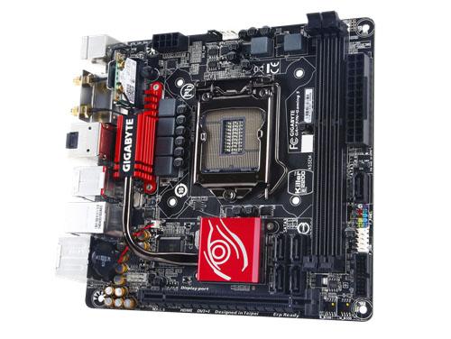 Gigabyte odhalil podobu své první mini-ITX základní desky série Gaming s čipsetem Z97 Express
