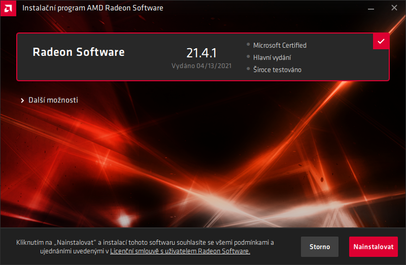 Adrenalin pro rok 2021: Novinky v AMD Radeon Software