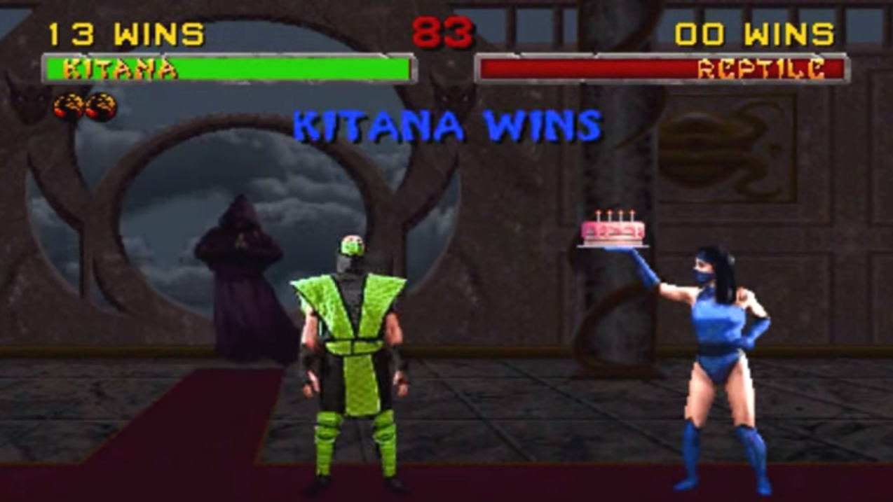 Nejen vražděním je člověk živ. V Mortal Kombat je místo i na fórky.