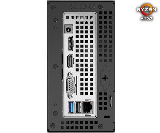 ASRock uvádí na trh nové mini-PC DeskMini A300 na platformě AMD A300