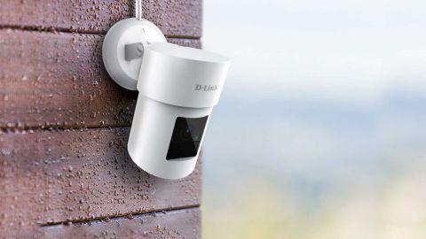 D-Link uvádí 2K kameru s možností otáčení a inteligentní AI detekcí