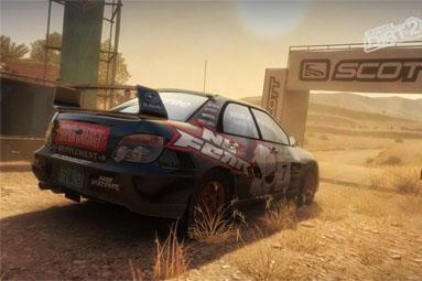Colin McRae DiRT 2 — závody v DirectX 11