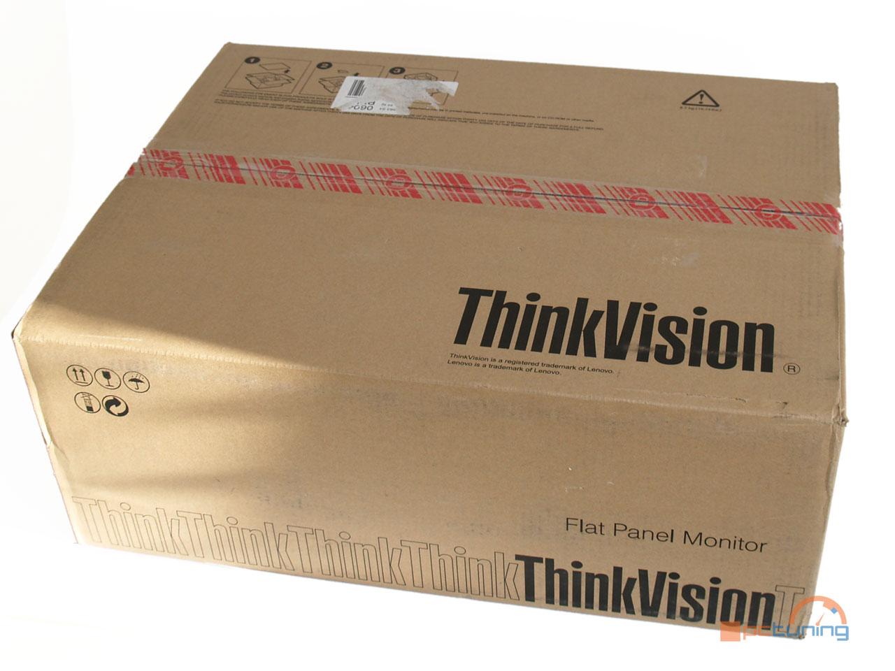 Lenovo ThinkVison L2251x Wide – zelený profesionál