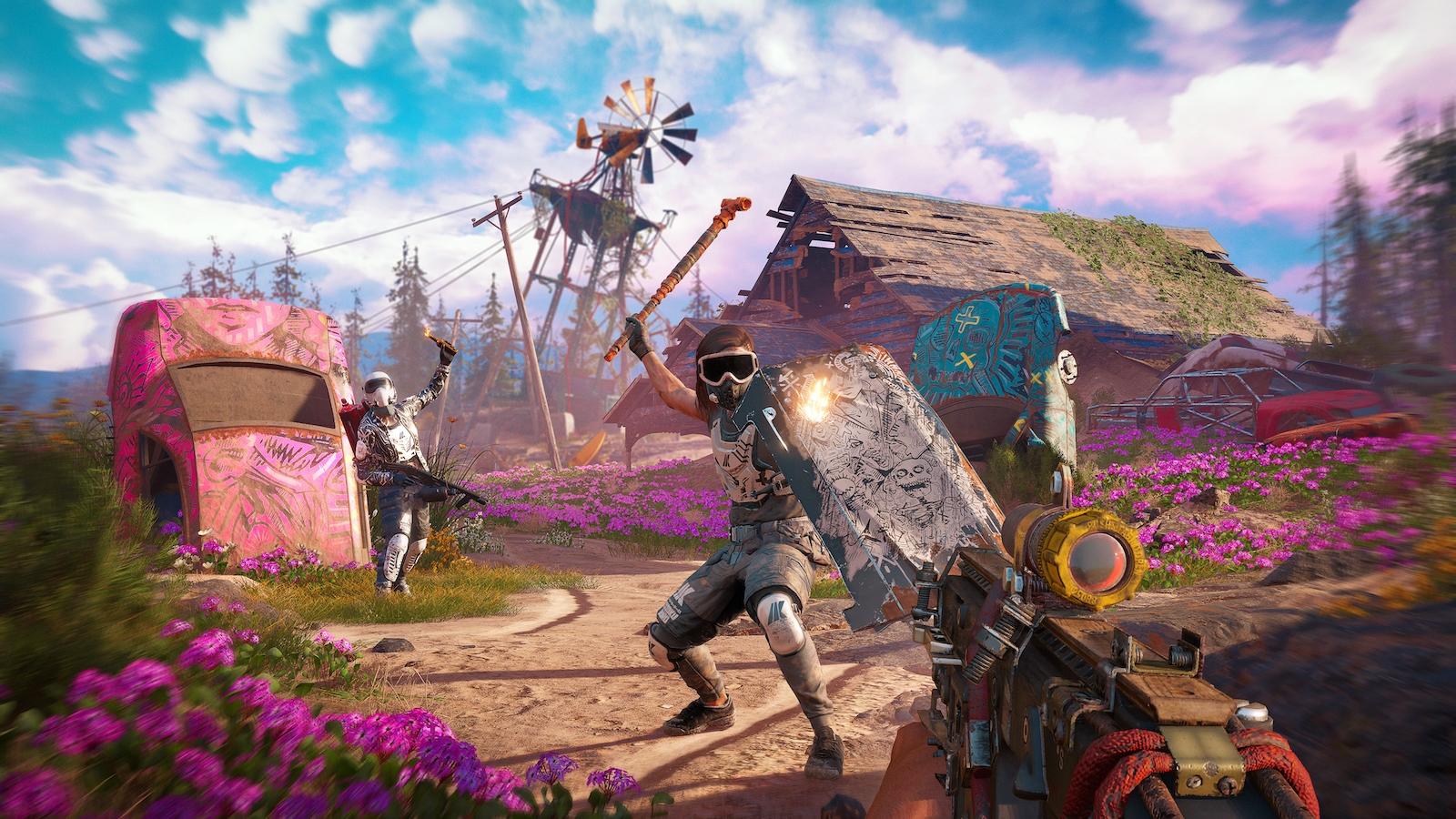 Systémové požadavky akční hry Far Cry: New Dawn byly odhaleny