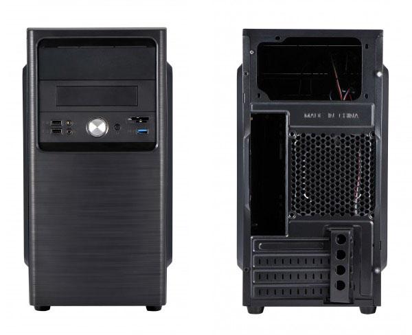 Spire přichází s novou PC skříní pro základní desky formátu micro-ATX Tricer 1411