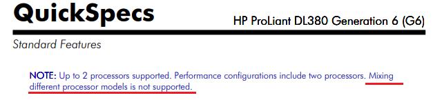 Nemíchejte procesory