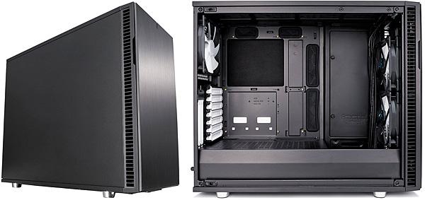 Počítačová skříň Fractal Design Define R6