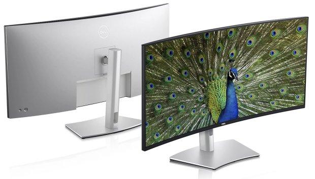Dell představil zakřivený 5K monitor UltraSharp 40 Curved Monitor