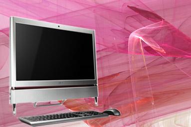 Acer Aspire Z5610 - Výkonné a dotykové All-in-One PC
