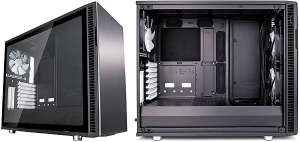 Počítačová skříň Fractal Design Define R6 TG