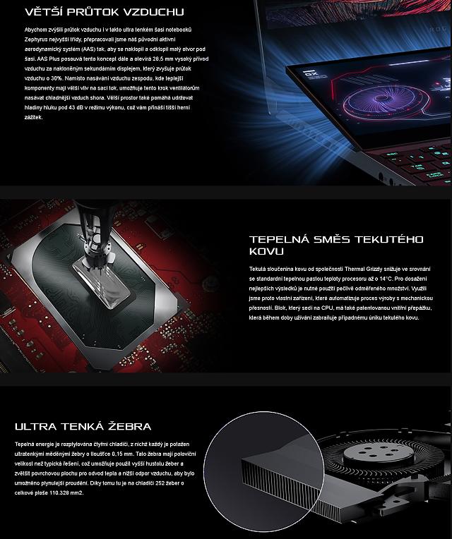 ASUS ROG Zephyrus Duo 15: fantastický stroj s dvojicí 4K LCD