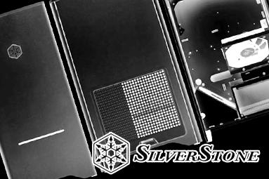 Skříň jako komín – hliníková krasavice SilverStone Fortress