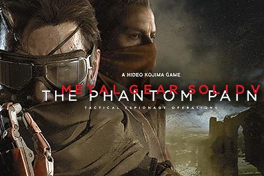 Metal Gear Solid V: Phantom Pain - famózní završení
